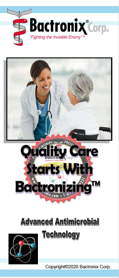Nursing Home Safety - Disinfecting and Sanitizing - Viruses and Mold