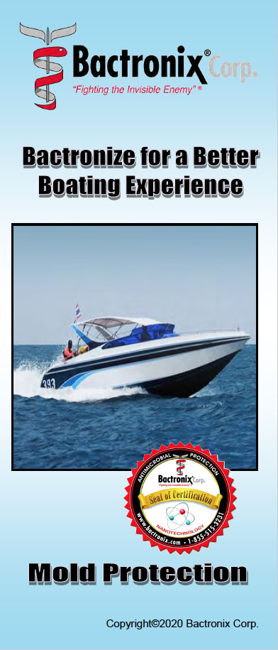 Disinfecting Boats and Yachts